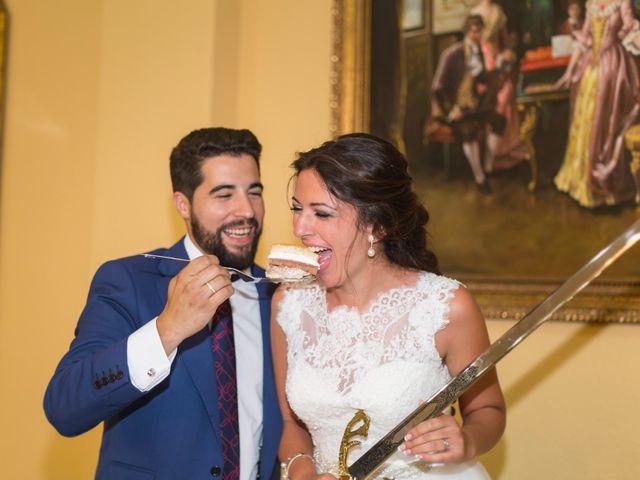 La boda de Paco y Conchi en Santiponce, Sevilla 50