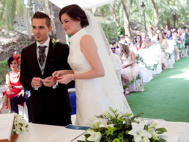 La boda de Antonio y Rocío en Málaga, Málaga 5