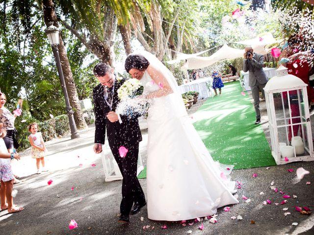 La boda de Antonio y Rocío en Málaga, Málaga 6