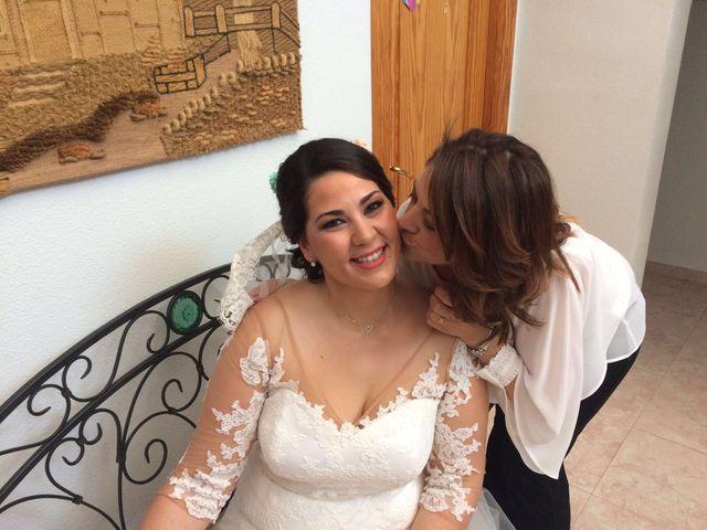 La boda de Pedro  y Ainhoa en Archena, Murcia 4