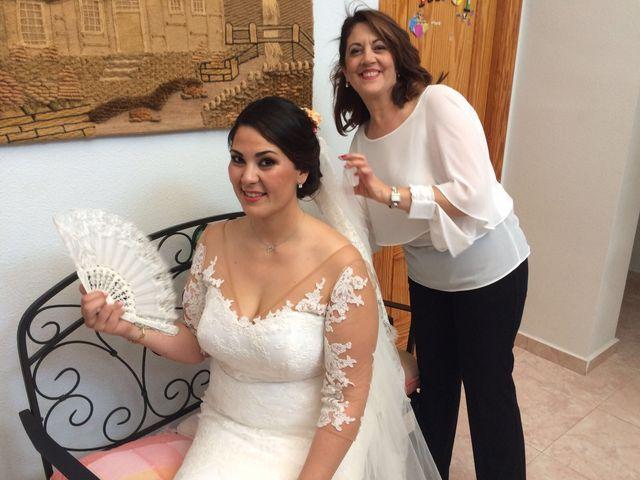 La boda de Pedro  y Ainhoa en Archena, Murcia 5