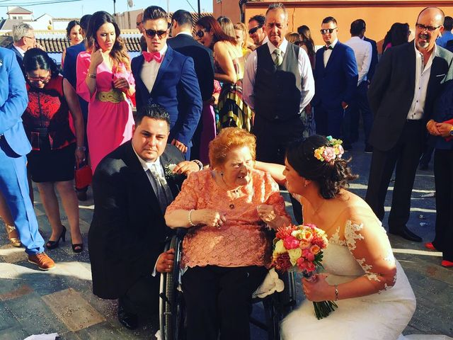 La boda de Pedro  y Ainhoa en Archena, Murcia 6