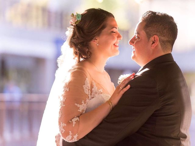 La boda de Pedro  y Ainhoa en Archena, Murcia 2