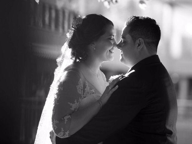 La boda de Pedro  y Ainhoa en Archena, Murcia 7
