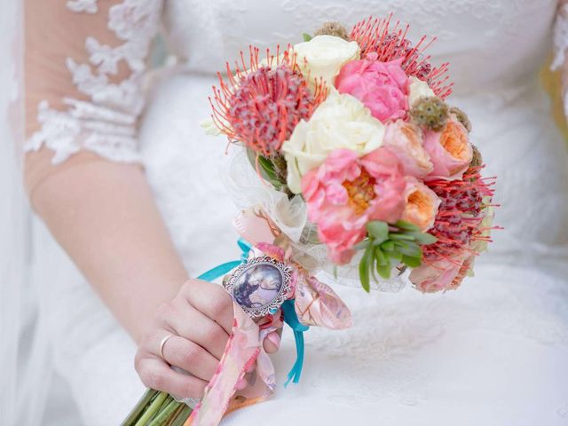La boda de Pedro  y Ainhoa en Archena, Murcia 8