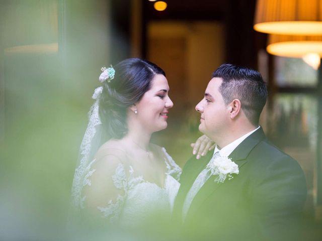 La boda de Ainhoa y Pedro