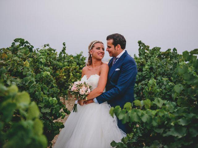 La boda de Ana y José Carlos