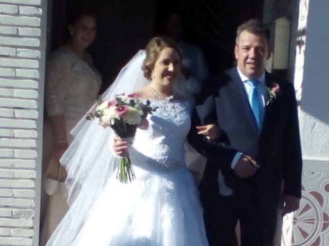 La boda de Nacho y Belen en Argamasilla De Alba, Ciudad Real 3