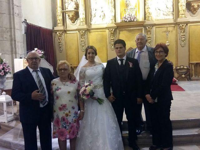 La boda de Nacho y Belen en Argamasilla De Alba, Ciudad Real 9