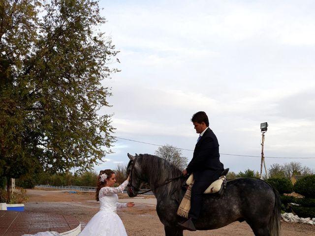La boda de Nacho y Belen en Argamasilla De Alba, Ciudad Real 2