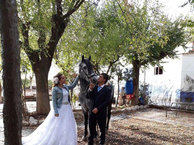 La boda de Nacho y Belen en Argamasilla De Alba, Ciudad Real 10