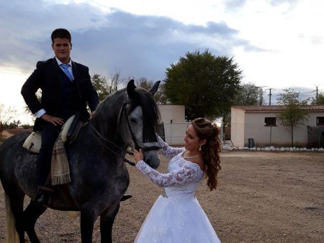 La boda de Belen y Nacho
