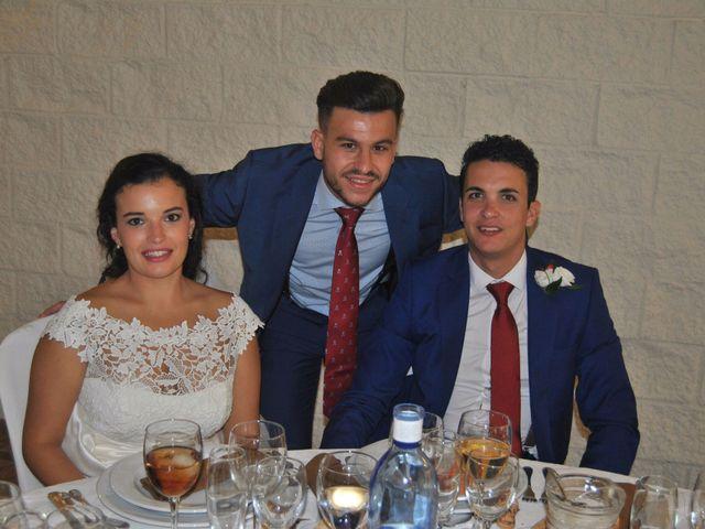 La boda de Estrella de las Lagrimas Rojo Perez y Luis Miguel Romero Estevez
