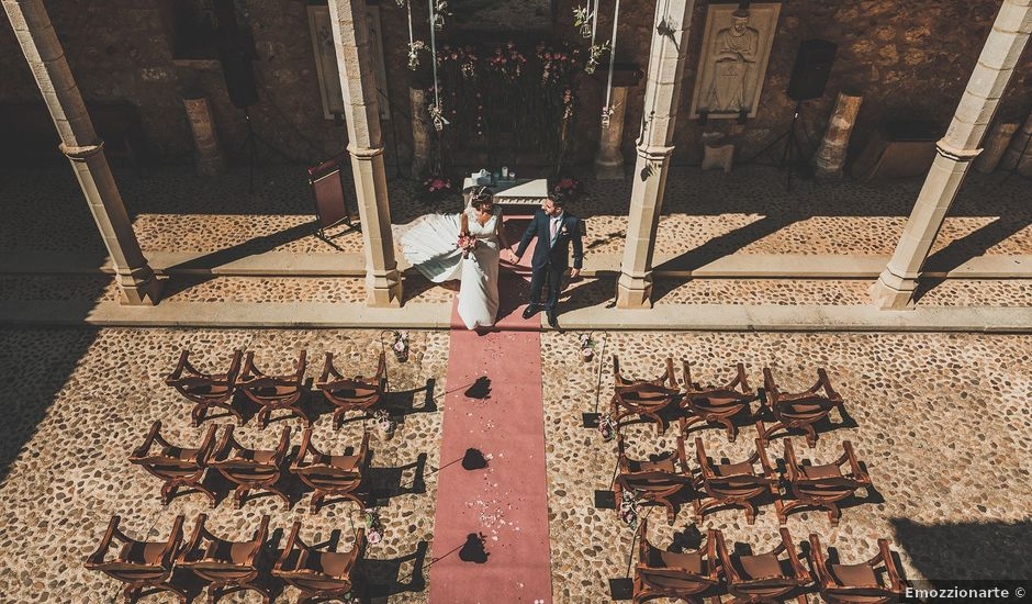 La boda de Fede y Almudena en Yeste, Albacete