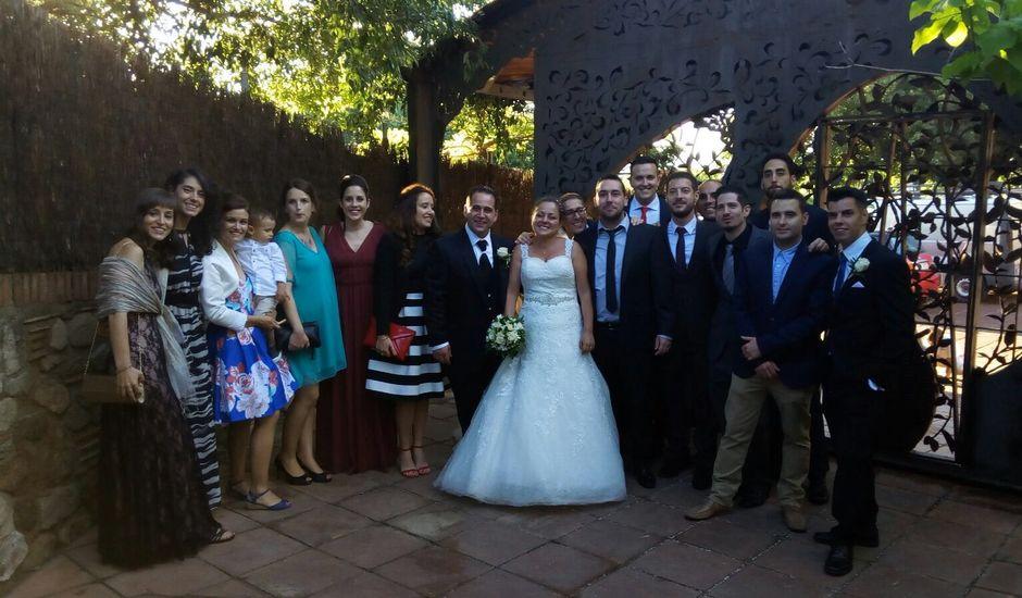 La boda de Rafa y Lupe  en Santa Coloma De Gramenet, Barcelona