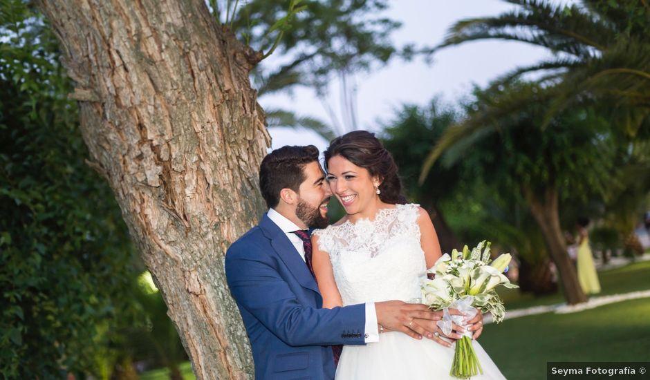 La boda de Paco y Conchi en Santiponce, Sevilla