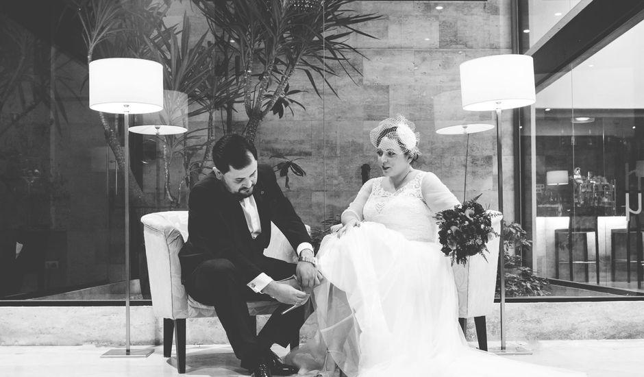 La boda de Miguel y Bea en Tomelloso, Ciudad Real