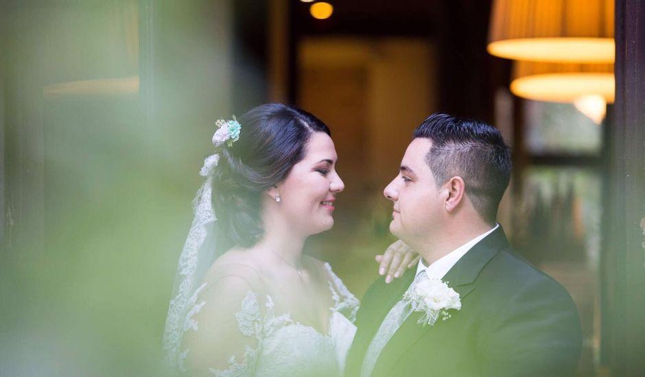La boda de Pedro  y Ainhoa en Archena, Murcia