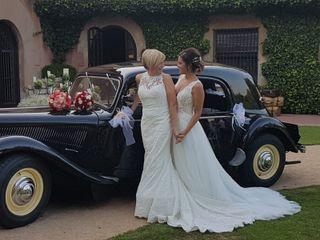 La boda de Anabel y Lourdes