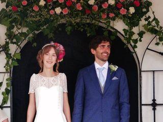 La boda de Andrea  y Carlos  1