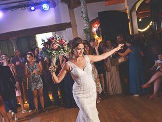 La boda de Sabrina y Yves 2