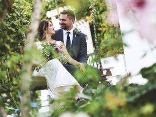 La boda de Sabrina y Yves 3
