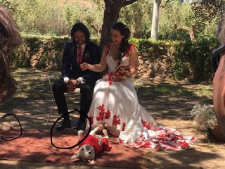 La boda de Patricia y Jordi 1