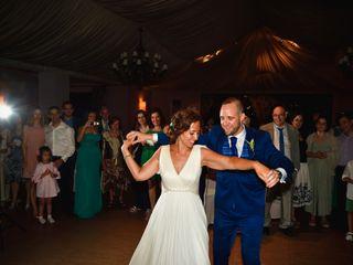 La boda de Belén y Jonathan