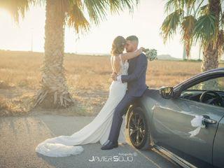 La boda de Marina y Toni