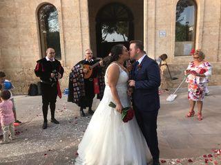 La boda de Miryam  y Fran