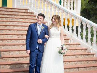 La boda de Sherezade y Richard 2