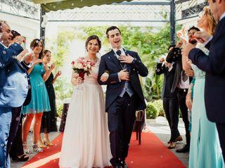 La boda de Pilar y Álex