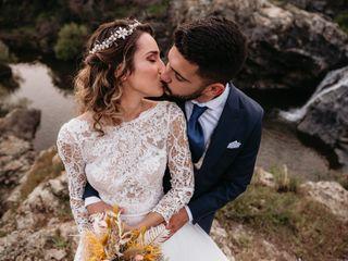 La boda de Eli y Israel 1