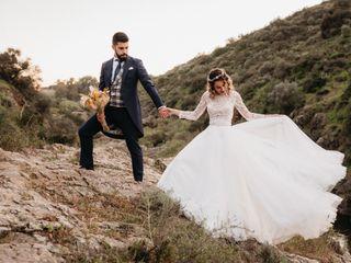 La boda de Eli y Israel