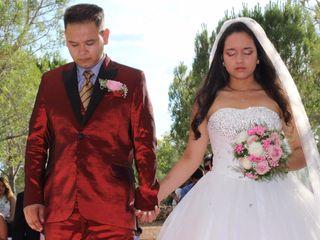 La boda de Adriana y Henry