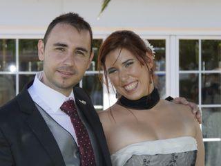 La boda de Adrián y Susana