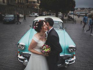 La boda de Cristina y Mikel
