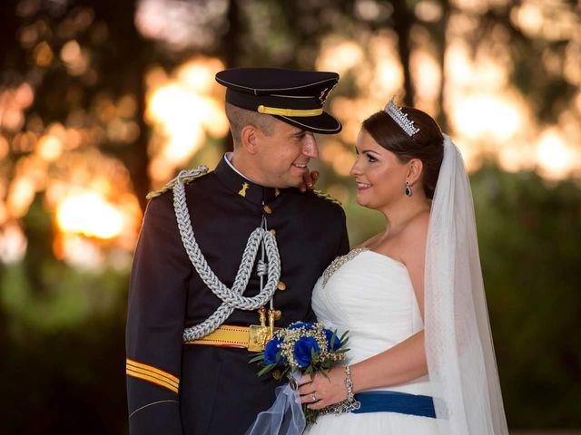 La boda de Tanya y Javi