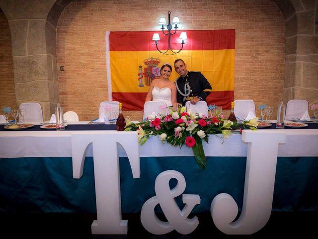 La boda de Javi y Tanya en Orihuela, Alicante 2