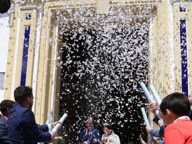 La boda de Manuel y Carmen en Marchena, Sevilla 1