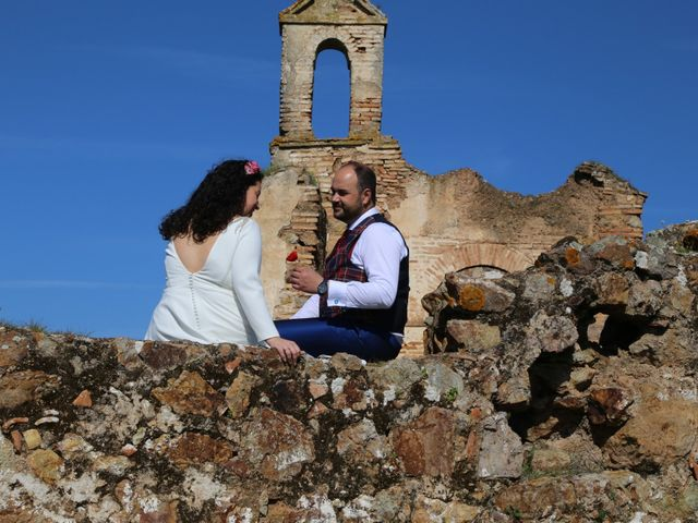 La boda de Manuel y Carmen en Marchena, Sevilla 2
