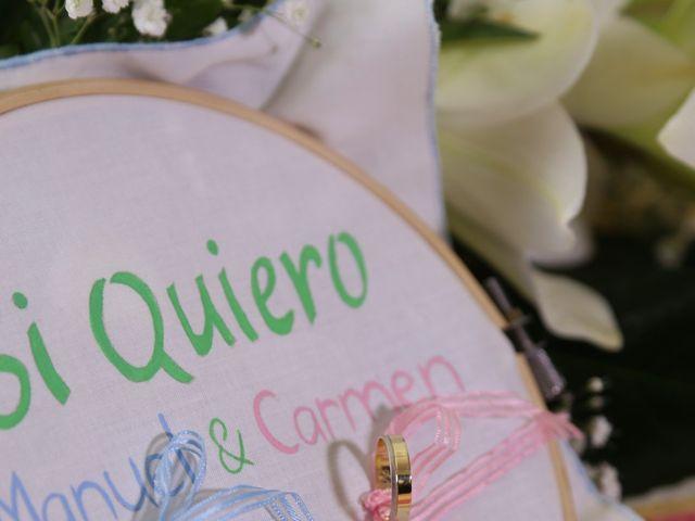 La boda de Manuel y Carmen en Marchena, Sevilla 6