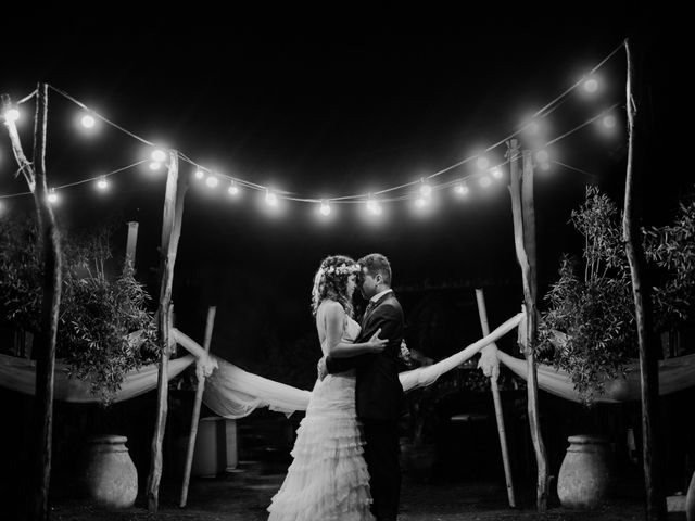 La boda de Ester y Geovanny