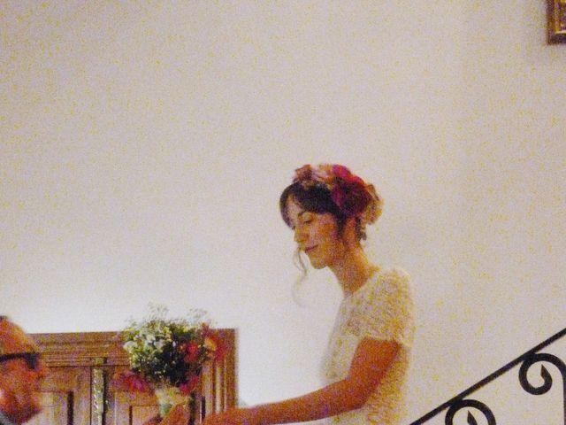 La boda de Carlos  y Andrea  en Serradilla, Cáceres 3
