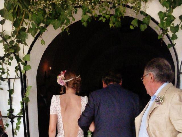 La boda de Carlos  y Andrea  en Serradilla, Cáceres 5