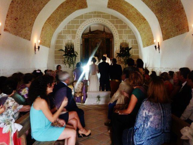 La boda de Carlos  y Andrea  en Serradilla, Cáceres 2