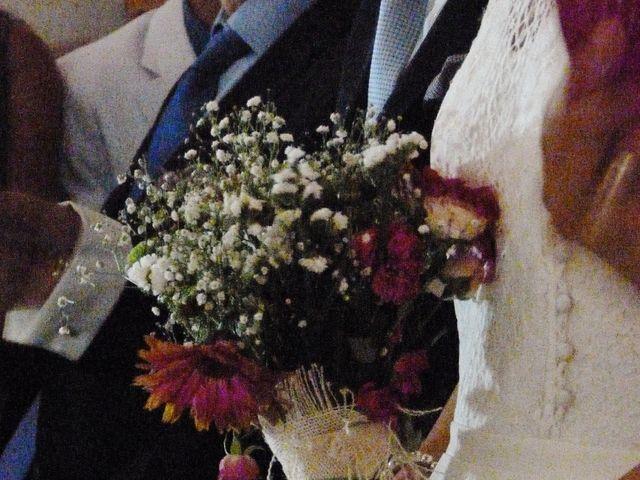 La boda de Carlos  y Andrea  en Serradilla, Cáceres 6