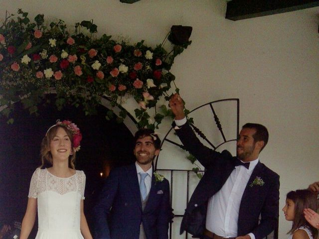 La boda de Carlos  y Andrea  en Serradilla, Cáceres 10