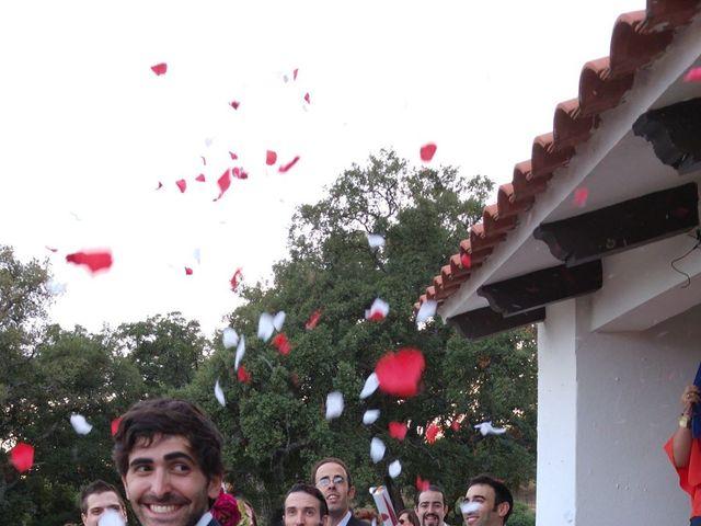 La boda de Carlos  y Andrea  en Serradilla, Cáceres 12