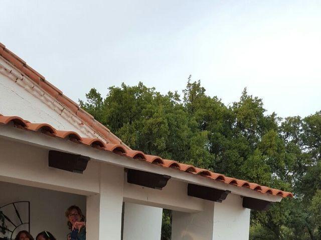 La boda de Carlos  y Andrea  en Serradilla, Cáceres 15